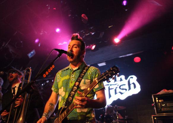 5.Feb.11 - LIVE: REEL BIG FISH